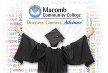Graduation / Macomb Community College Graduation / by Macomb Community College