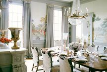 Dining Rooms / by Deena Salvatore