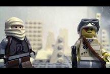 Star Wars / by Rachel Griffie