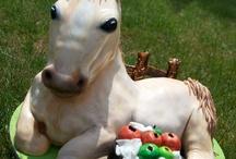 A Horse Cake