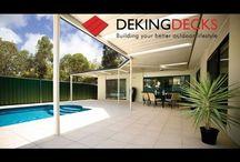 DeKing Decks Videos / Videos about DeKing Decks Services