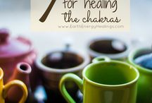 chackra healing chawns and teas