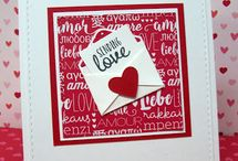 Valentine Cards & Projects
