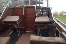 Glasspar Del Mar kajuitboot