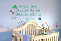 Baby Boys Room / by Tamara Pirelli