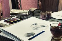 Drawing / #drawing#art#painting