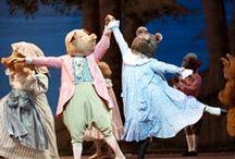 Beatrix Potter Royal ballet / Beatrix Potter Royal ballet
