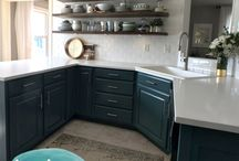 episode #54: painting cabinets // kitchen reno series