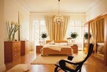 Bedroom retreats