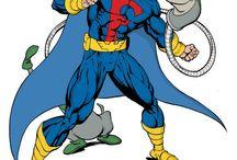 Heroes: Blue Falcon & Dino Mutt