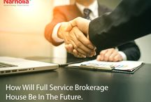 Full Service Brokerage House