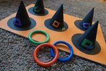 Halloweenske aktivity