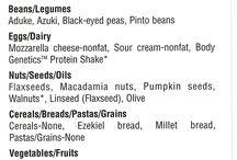 Diet 4 O+