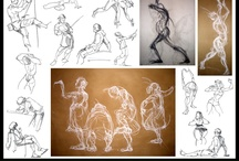Juancho´s Favs, drawings and poses