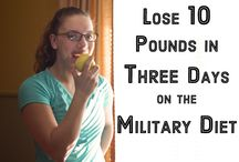 Military Diet 3 days-10 pounds.
