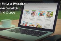 Build a Website From Scratch / Find out how to build a website from scratch