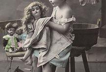 Vintage girls toys / Vintage toys