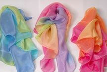 hand dyed / by Janet Goerdt