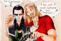 Loki&Thor❤