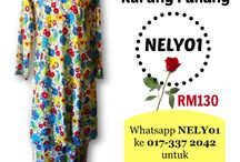 Nursing Kurung Pahang / Collection of Nursing Kurung Pahang for beautiful mommies