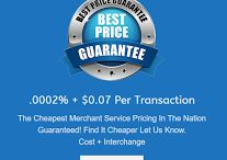 Best Credit Card Merchant Services / If your searching for the nations cheapest merchant service provider shop no further. Get 0% and .05 cents a transaction. Save big with no merchant service 3% charge.