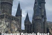 Theme Parks / Theme Parks around the world to travel to.  Disneyland, Universal Studios, Disneyworld, and more.