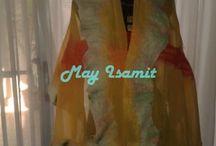 Textil en Vellon / Diseño en Fieltro, Gaza y otros