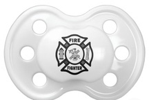 My Fire fighter pin / The life of a Firefighter Family. Pictures, Ideas, Clothing And Decor