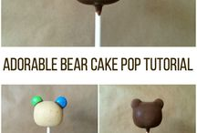 Cake Pops , lollipops cup cakes and other pops