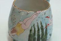 Ceramic cips& mugs