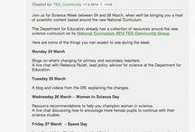 Primary Science Week 2014