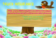 truck insurance UK