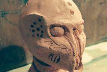 Cerâmica (minhas peças)