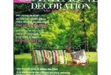 *Campagne décoration / L'un de ces magazines vous intéresse ? Pour en savoir plus, cliquez dessus. Deux fois.