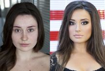 Amazing Makeup photos / You think Diamonds are a girl's best friend? Well, here you have the proof it's being dethroned by makeup supremacy http://www.secretsalons.com/magazine/20-amazing-before-and-after-makeovers-you-wont-believe/