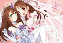 Shibuya Rin/Shimamura Uzuki (IDOLM@STER Cinderella Girls)
