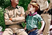 the andy griffith show / by Susan H.