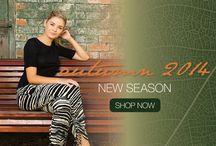 bella lido autumn/winter range 2014 / Www.bellalido.com.au