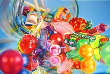 SARAH GRAHAM'S GALLERY +SWEET ART