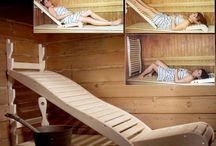 Kylpyosasto, sauna / bath, sauna