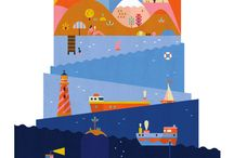 Illustration + Travel