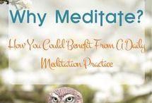 Healing, meditation