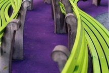 Art ::  Study of Green and Purple / Green and purple and how they complement each other / by Zaira Russell