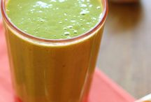 Smoothies and juices / by Annette Engeldinger