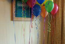 anniversaire /fiesta