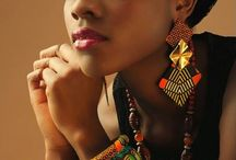 African Chic Inspiration / Everything African like Jewellery, Fashion or decor