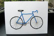 Bicyclette miniature