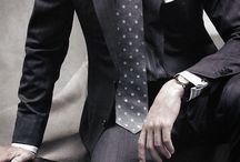 Men's Fashion / by Lana E