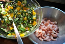 Salads / by Kathy Crow