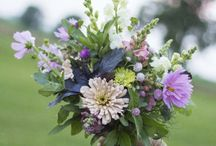 Finding Eminence Farm Flowers / Flower bouquets featuring flowers grown and arranged on Finding Eminence Farm.
